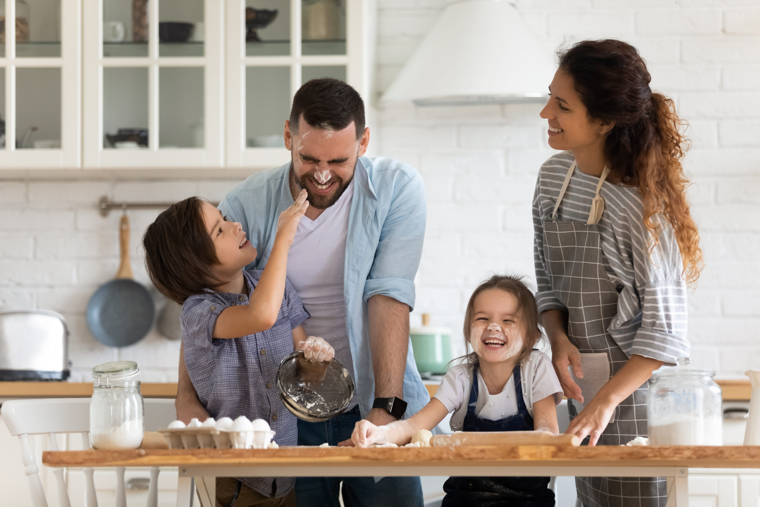 Supporting Parents To Help Children Thrive